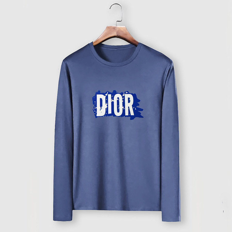 Dior Long-sleeved T-shirts for men #482217 replica
