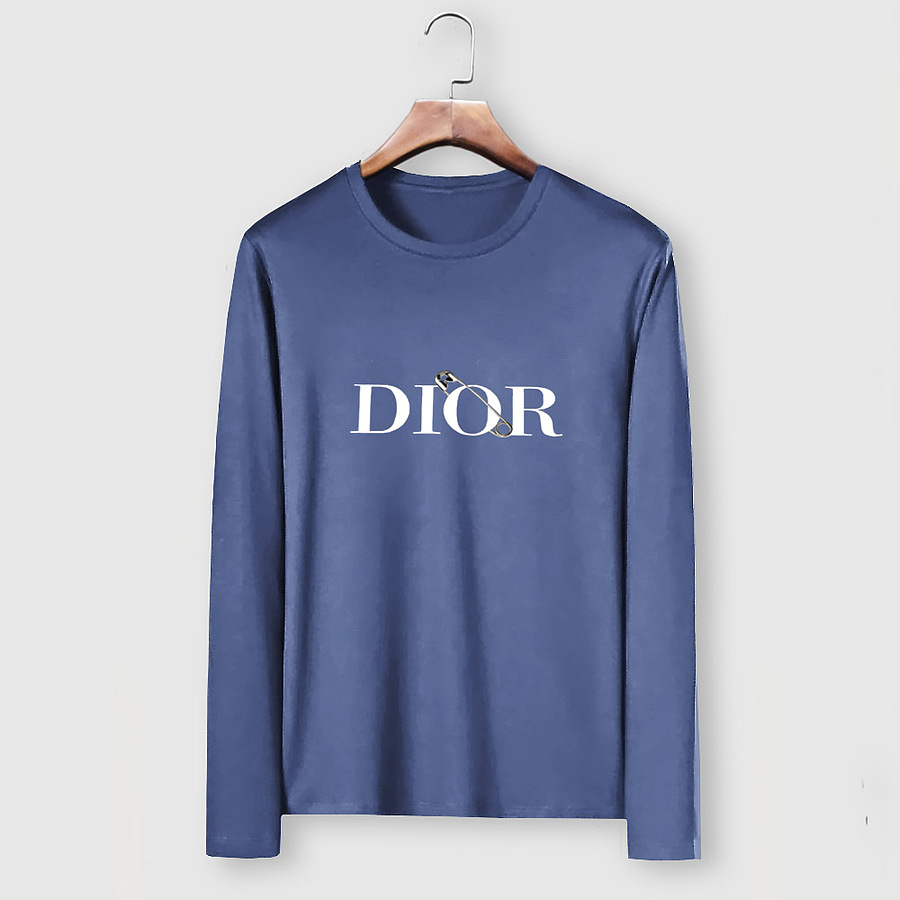 Dior Long-sleeved T-shirts for men #482218 replica