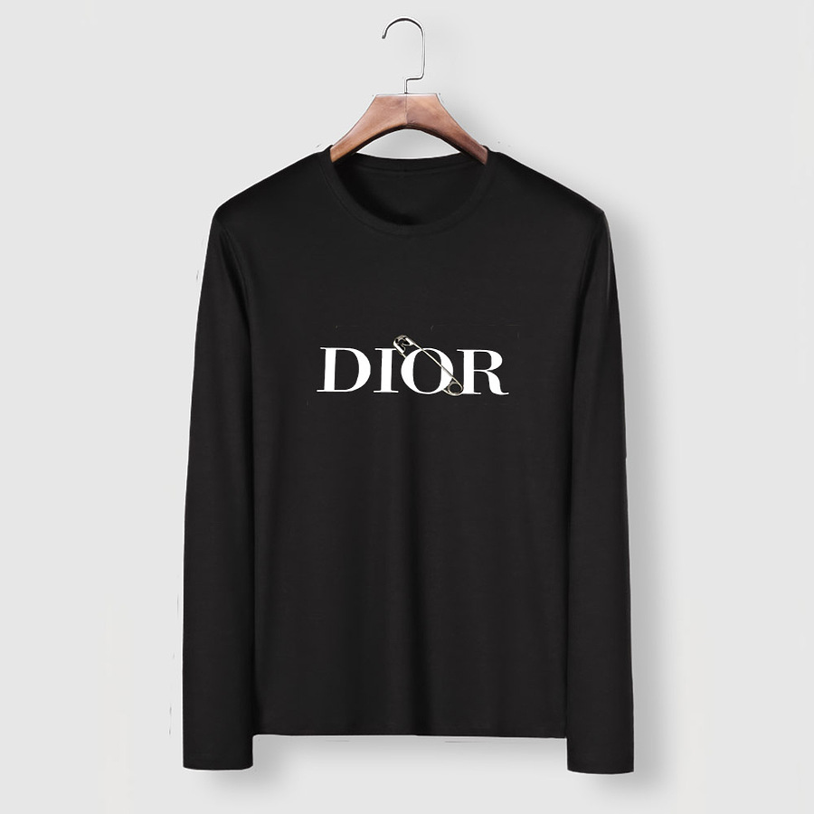 Dior Long-sleeved T-shirts for men #482220 replica