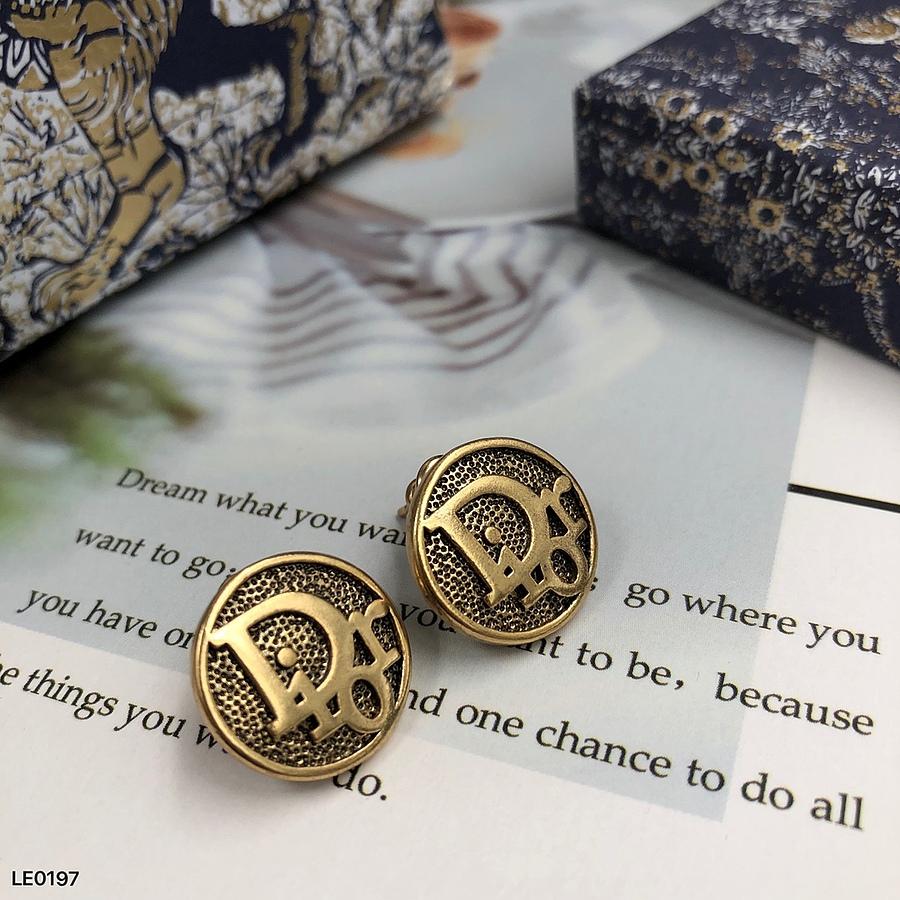 Dior Earring #482234 replica