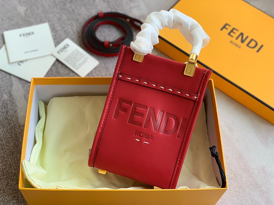 Fendi AAA+ Handbags #482470 replica