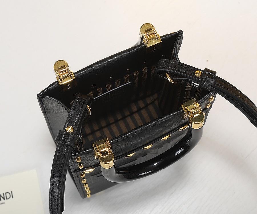 Fendi AAA+ Handbags #482471 replica