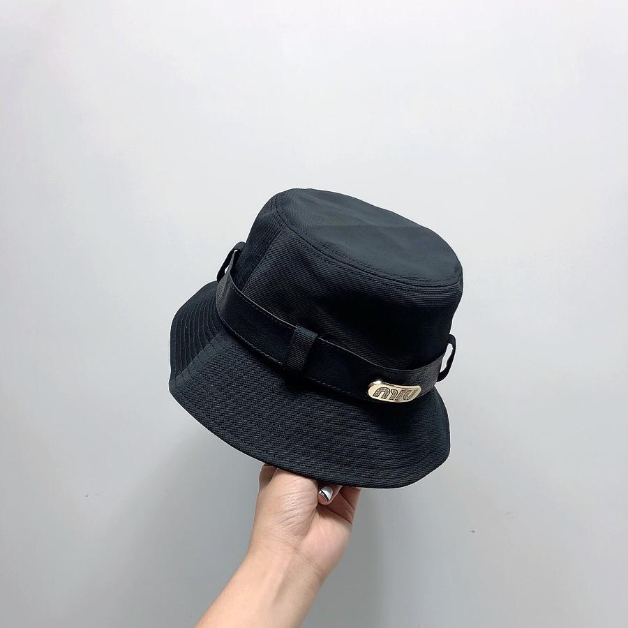 MIUMIU cap&Hats #482562 replica