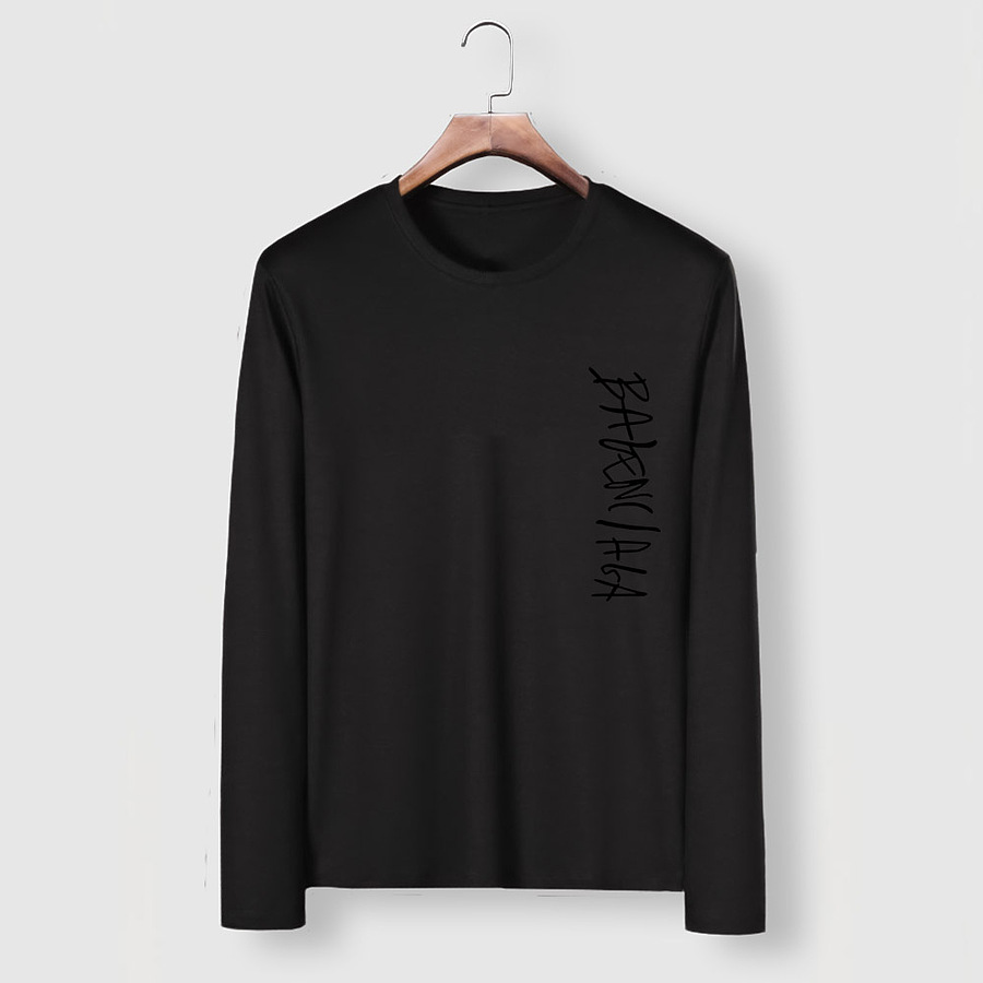 Balenciaga Long-Sleeved T-Shirts for Men #482594 replica