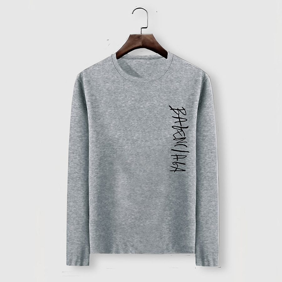 Balenciaga Long-Sleeved T-Shirts for Men #482595 replica