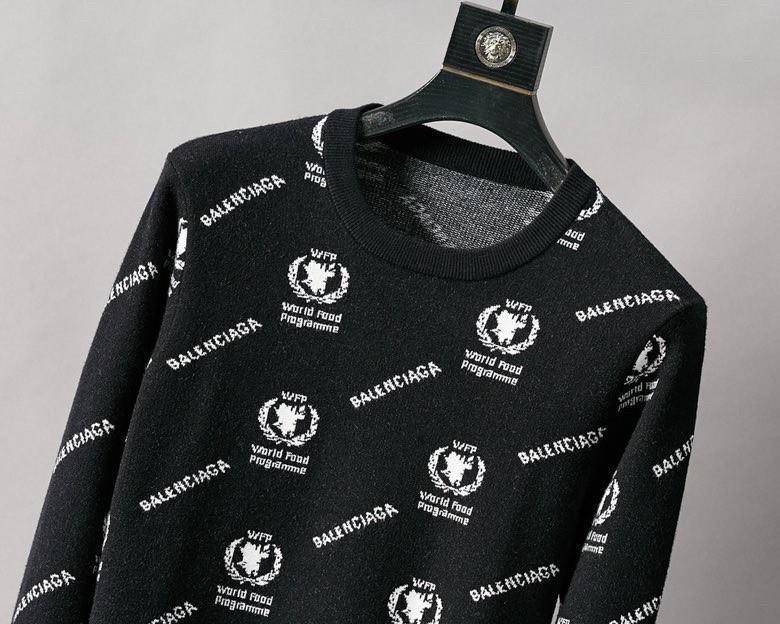 Balenciaga Sweaters for Men #482599 replica