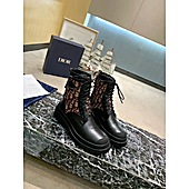 US$104.00 Dior Shoes for Dior boots for women #481645