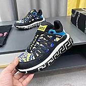 US$112.00 Versace shoes for MEN #481845