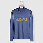 US$23.00 Versace Long-Sleeved T-Shirts for men #481868