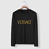 US$23.00 Versace Long-Sleeved T-Shirts for men #481870