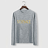 US$23.00 Versace Long-Sleeved T-Shirts for men #481871