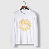 US$23.00 Versace Long-Sleeved T-Shirts for men #481873