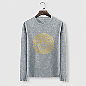 US$23.00 Versace Long-Sleeved T-Shirts for men #481874