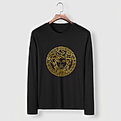 US$23.00 Versace Long-Sleeved T-Shirts for men #481875