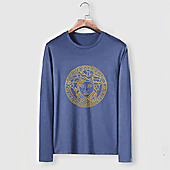 US$23.00 Versace Long-Sleeved T-Shirts for men #481877