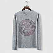 US$23.00 Versace Long-Sleeved T-Shirts for men #481879