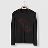 US$23.00 Versace Long-Sleeved T-Shirts for men #481880