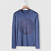 US$23.00 Versace Long-Sleeved T-Shirts for men #481882