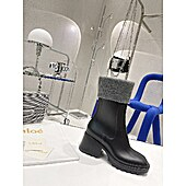 US$90.00 CHLOE 6cm High-heeled boots for women #481906