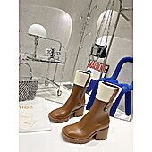 US$90.00 CHLOE 6cm High-heeled boots for women #481907