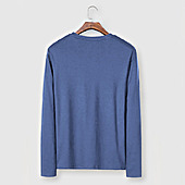 US$23.00 Dior Long-sleeved T-shirts for men #482218