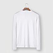 US$23.00 Balenciaga Long-Sleeved T-Shirts for Men #482569