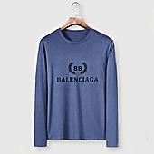 US$23.00 Balenciaga Long-Sleeved T-Shirts for Men #482570