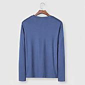US$23.00 Balenciaga Long-Sleeved T-Shirts for Men #482589