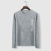 US$23.00 Balenciaga Long-Sleeved T-Shirts for Men #482596