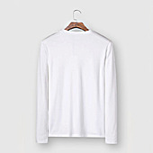 US$23.00 Balenciaga Long-Sleeved T-Shirts for Men #482597